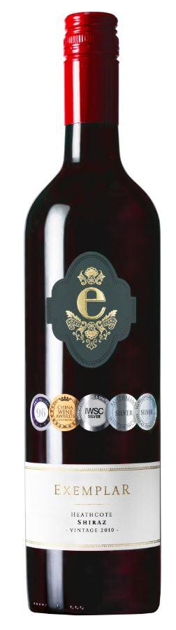 Exemplar Australian Shiraz Single Bottle