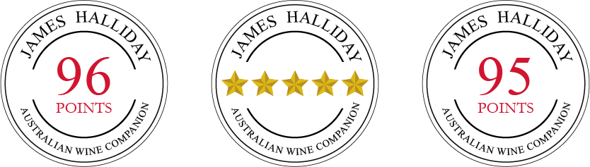 James Halliday 5 Star Benchmark rating