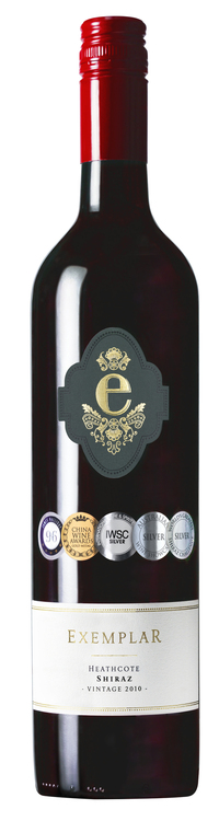Best Australian Shiraz - Exemplar Heathcote Shiraz 2010