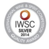 Silver International Wine & Spirit Competition Quality Awards 2014