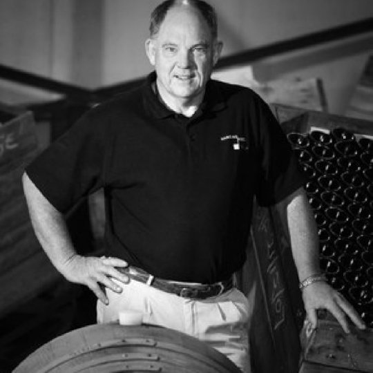 John Ellis Heathcote Wine maker - The Godfather of Heathcote Shiraz