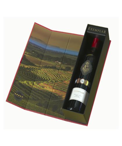 Exemplar Mclaren Vale Shiraz in Presentation Box