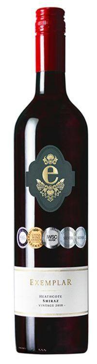 Australian Shiraz Wine - Exemplar 2010