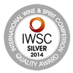 Silver International Wine & Spirit Competition Quality Award 2014 - Exemplar Shiraz