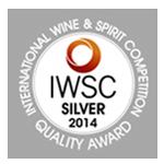 Silver International Wine & Spirit Competition Quality Award 2014 - Exemplar Shiraz